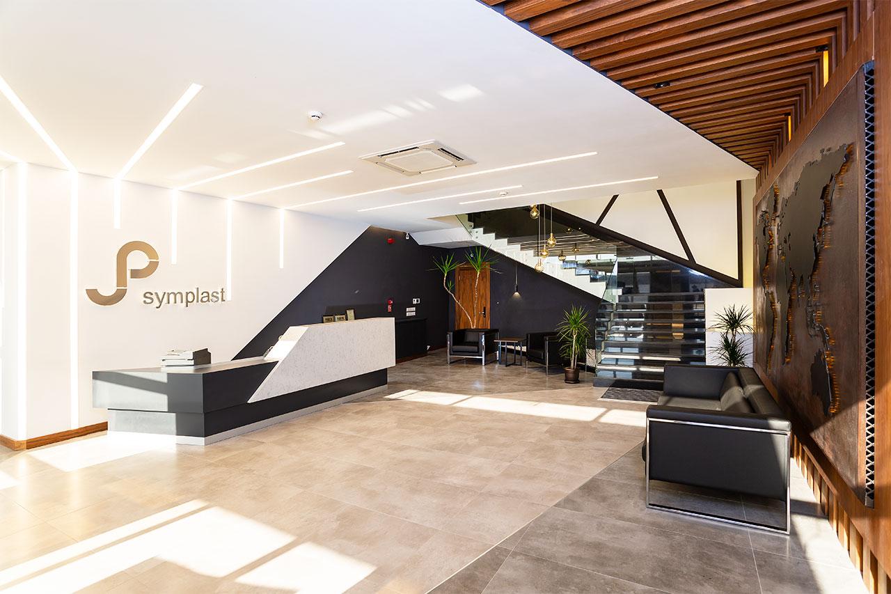 Menemen orgaize sanayi bölgesi Symplast firması kurumsal ve mimari fotoğraf çekmi